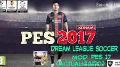 Dream League Soccer MOD PES2017 Android - http://tickets.fifanz2015.com/dream-league-soccer-mod-pes2017-android/ #SoccerMatch