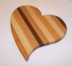 Handmade cutting boards by Pennington's Cutting Boards.  479-531-8398