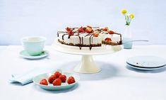Philadelphia - Home Pistachio Torte Recipe, Strawberry Torte Recipe, Blueberry Torte, Lemon Torte, Apple Torte, Raspberry Torte, Easy Cake Recipes, Apple Recipes, Dessert Recipes