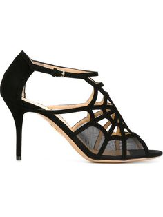 Shop Charlotte Olympia 'Lotte' sandals in Dinnes Vienna from the world's best independent boutiques at farfetch.com. Shop 400 boutiques at one address.
