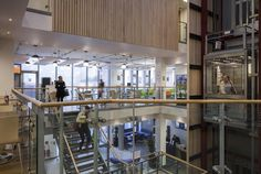 University of Brighton by Proctor & Matthews Architects Brighton, University, Building, Architects, Buildings, Building Homes, Community College, Construction, Colleges