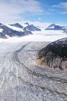 alaska, glacier bay.I want to go see this place one day. Please check out my website Thanks.  www.photopix.co.nz