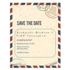 save the date karten - Der Schweizer Online Hochzeitsshop