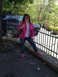 New post on http://crazyoutfit.blogspot.it/2014/04/whatchwordfucsia.html?m=1
