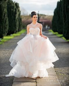 A Springs Day photo by us info: www. Wedding Bride, Wedding Venues, Wedding Day, Top Wedding Photographers, Spring Day, Husband Wife, Formal Dresses, Wedding Dresses, Ball Gowns