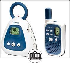 Topcom BabyTalker 1010, LCD, Níquel e Hhidruro Metálico, LR03 AAA, Power - Intercomunicador bebé  ✿ Vigilabebés - Seguridad ✿ ▬► Ver oferta: http://comprar.io/goto/B00195QH6G