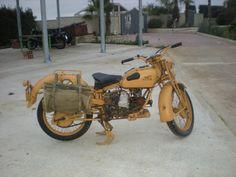 Moto Guzzi Alce – Italia 1940
