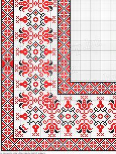 Hungarian pattern Hertelendyfalvi székely varrottas, kistulipános minta Chain Stitch Embroidery, Embroidery Sampler, Learn Embroidery, Embroidery Patterns Free, Embroidery Stitches, Hand Embroidery, Embroidery Designs, Cross Stitch Sampler Patterns, Cross Stitch Borders