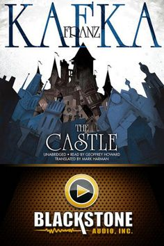 The Castle (by Franz Kafka) iPhone and iPad app by Blackstone Audio. Genre: Book application. Price: $9.99.