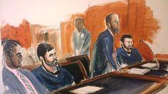 Efraín Antonio Campo Flores y Franqui Francisco Flores de Freitas,  de 29 y 30 años respectivamente,  fueron arrestados en Haití en 2015 La Justicia de los Estados Unidos citó a 18 personas