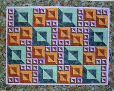 Quilt illusions | LoblollyQuiltworks - Photo Gallery 2 - Client Quilts