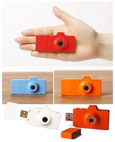 78f76856a01be SuperHeadz CLAP mini usb camera from Japan.