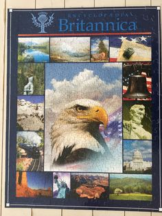 Springbok America The Beautiful Family Puzzle 400 Piece Educational Homeschool | Toys & Hobbies, Puzzles, Contemporary Puzzles | eBay!