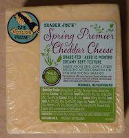 What's Good at Trader Joe's? Milk And Cheese, Cheddar Cheese, Trader Joes, Eat, Spring, Food, Cheddar, Trader Joe's, Meals