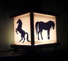 awesome cowboy lamp shade