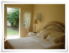 74 Noorder Street, Parys - Accommodation - The Green Door Guest Cottages - Parys, Free State, South Africa Decor, Green Door, Furniture, Room, Cottage, Home Decor, Bed, Guest Cottage, Doors