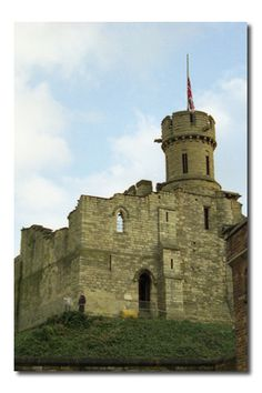 Lincoln Castle - Lincolnshire England