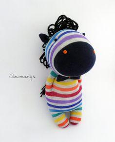 Spezielles Angebot für Yu Regenbogen Pony gefüllte von Animongs