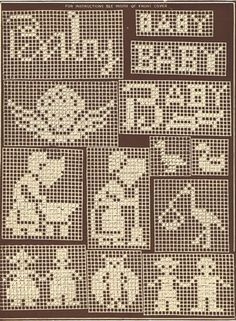 Heirloom Crochet - Vintage Books Patterns and Instructions - Adeline Cordet