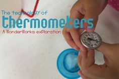 WonderWorks: The technology of thermometers : library makers Stem Science, Stem Activities, Kids House, Technology, Learning, Libraries, Kindergarten, Homeschool, Weather