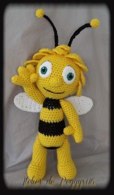 Amigurumi Basic Doll Pattern : Personnages dessin anime - film au crochet on Pinterest ...
