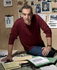 S.S.A. Jason Gideon from Criminal Minds. And for us true fans...Inigo Montoya from The Princess Bride