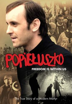 Popieluszko This DVD can only be sold in the USA and CanadaThe stirring, powerful true story of Blessed Jerzy Popieluszko, the courageous young priest martyr who became the chaplain and spiritual leader of the ...