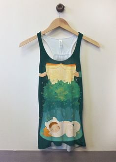 Where The Wild Things Are Tank