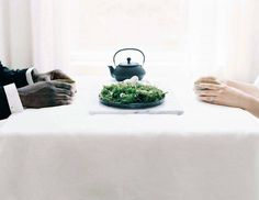 Simple, minimal and meaningful Japanese tea ceremony via Magnolia Rouge