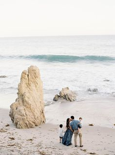 Family photos at El Matador State Beach by Jen Huang Family Photo Sessions, Family Posing, Family Portraits, Beach Family Photos, Beach Photos, Family Pictures, Family Photography, Photography Poses, Photographs Of People
