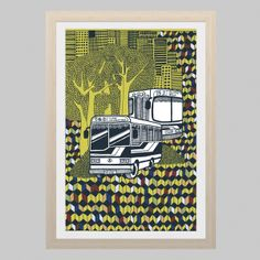 Poster Colectivo - frame wall