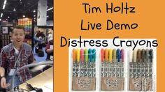 tim holtz distress crayons pinterest - Google Search