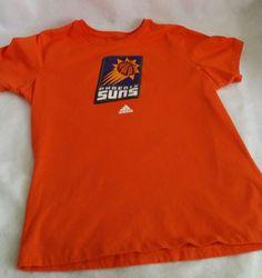 Adidas Phoenix Suns Orange Youth T-shirt Size M   Sports Mem, Cards & Fan Shop, Fan Apparel & Souvenirs, Basketball-NBA   eBay!