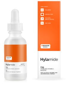 Booster, C25 - 30ml Serum booster with vitamin c, fades acne scars & helps smooth skin texture. 36EUR. Note: Keep away from light! and you only need a few drops, you can mix them with a serum or use on its own.