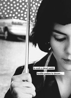 2001 Amélie (Le fabuleux destin d'Amélie Poulain) Director: Jean-Pierre Jeunet IMDb 8.4 http://www.imdb.com/title/tt0211915/?ref_=fn_al_tt_1