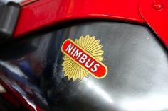 Classic Nimbus Motorcycle
