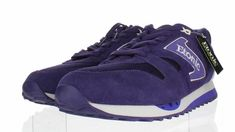 ed3c7e83ae1b M8 NEW Etonic Trans Am Mulberry Purple Suede Trainer Sneakers Men s Sz 10.5  M