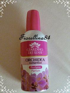 ...Fiorellina84...: Profumo orchidea romantica - Giardino dei Sensi