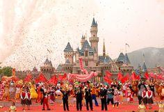 Nikmati Serunya Berpetualang Sambil Honeymoon ke Negeri Disney Hongkong