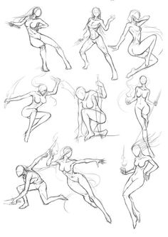 Figure Drawing Reference Discover more about drawing poses Drawing Techniques, Drawing Tutorials, Drawing Tips, Art Tutorials, Gesture Drawing Poses, Figure Drawing Reference, Art Reference Poses, Drawing Base, Manga Drawing