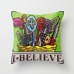 """""""I Believe in Cooking"""" by Vernon Fourie Cooking Utensils, Vernon, Knives, Soup, Passion, Throw Pillows, Meat, Products, Diy Kitchen Appliances"""