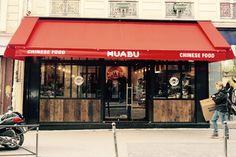 Restaurant Huabu in Paris