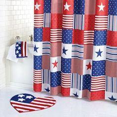 Americana Bath Collection