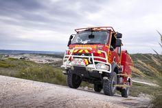 Renault Trucks Corporate - Les communiqués : Renault Trucks livre 22 véhicules pompiers à la ville de Madrid