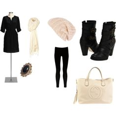 I have an outfit just like this (minus the bag and ring) ... Can't wait to wear it!