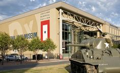 World War II Museum New Orleans.  An amazing museum and a fantastic movie.  An absolute must see if you go to New Orleans.