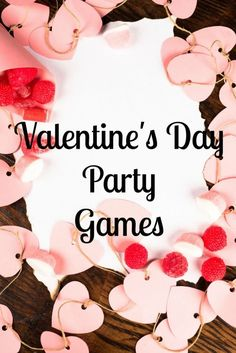 Get ready to celebrate the day of love with these fun Valentine's Day party games for kids! Perfect for playing at home or in classrooms!