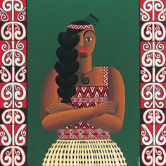 Check out the deal on Mana Wahine by Daniella Hulme at New Zealand Fine Prints Online Art Store, The Lovely Bones, New Zealand Art, Maori Art, Kiwiana, Artists Like, Fine Art Prints, Auckland, Image