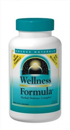 Source Naturals Wellness Formula, 180 Tablets by Source Naturals, http://www.amazon.com/dp/B000GFPD10/ref=cm_sw_r_pi_dp_BQltsb0EB0G88