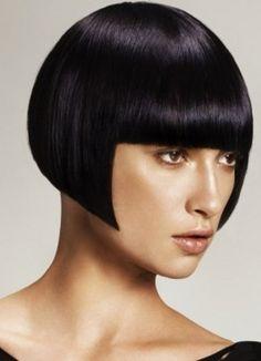 Voguish Short Bob Hairstyles 2012